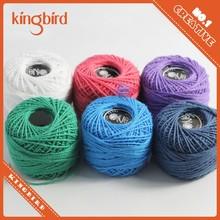 dmc embroidery 100 cotton yarn for kinting
