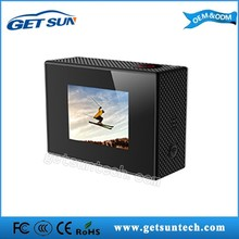 Manufacturer ultra thin hd 1080p 60fps wifi sport action camera
