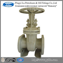 casing steel electric actuated gate valve manufacturer