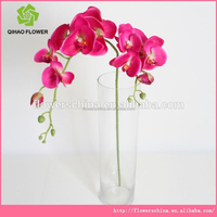 Wholesale Decorative Wedding Party Simulation Artificial Fake Phalaenopsis/Butteryfly Orchid