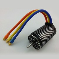 Racing 1:8 4068/3Y sensorless brushless for rc competttion motor 2200W 4-poles chinese motorcycle engines