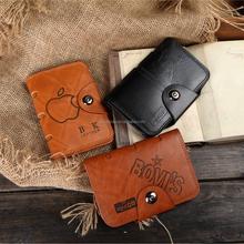 2015 Hot Selling purse Promotion Moq Definition Men Leather Wallet