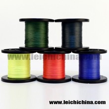 In stock 4 strand PE braided fishing line
