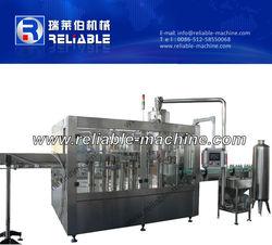 Jiangsu Automatic Soda Machine/Water Filling Machine/Filling And Sealing machine