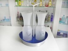 Wine Bottle Carrier/3 compartments bottle carrier/carrier 5h120
