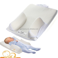 2015 Hot Sale Baby Positioner Pillow Infant Fixed Head Ultimate Sleep System
