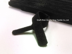 Fashion Back to Back Velcro Hook and Loop Cable Tie