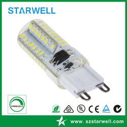 Designer classical g9 3w/4w/5w/6w led corn lights ztl