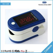 Spo2 Pulse rate display pediatric pulse oximeter