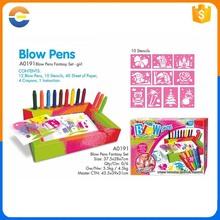 Blow Markers Blow Color Magic Pen