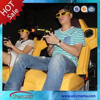 Vivid Effect And Strong Impact 4D Cinema,5D Cinema,7D Cinema 7D Movie