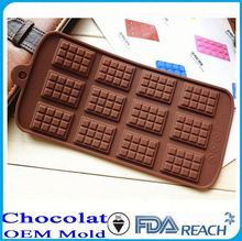 MFG Various shape silicone chocolate molds bear-shaped ice / jelly / chocolate tray mold mould