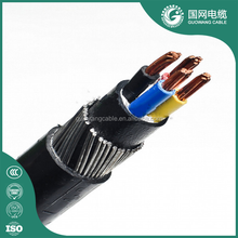 2015 Cu XLPE insulatede PVC Jacket Electric Cable / XLPE Power Cable