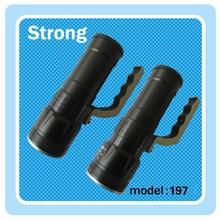 TOSHIBA 3W*1 powerful LED handle flashlight 200lm