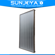 Project Pressurized Solar Water Heater System Flat Panel