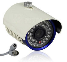 cmos 700tvl IR waterproof cctv security camera 20 meter