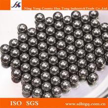 Air gun pellets in Carbon steel ball