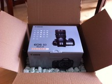 Free Shipping for Canon EOS 5D_Mark_III 22.3 MP Digital SLR Camera / 2 Cameras / 3 lens