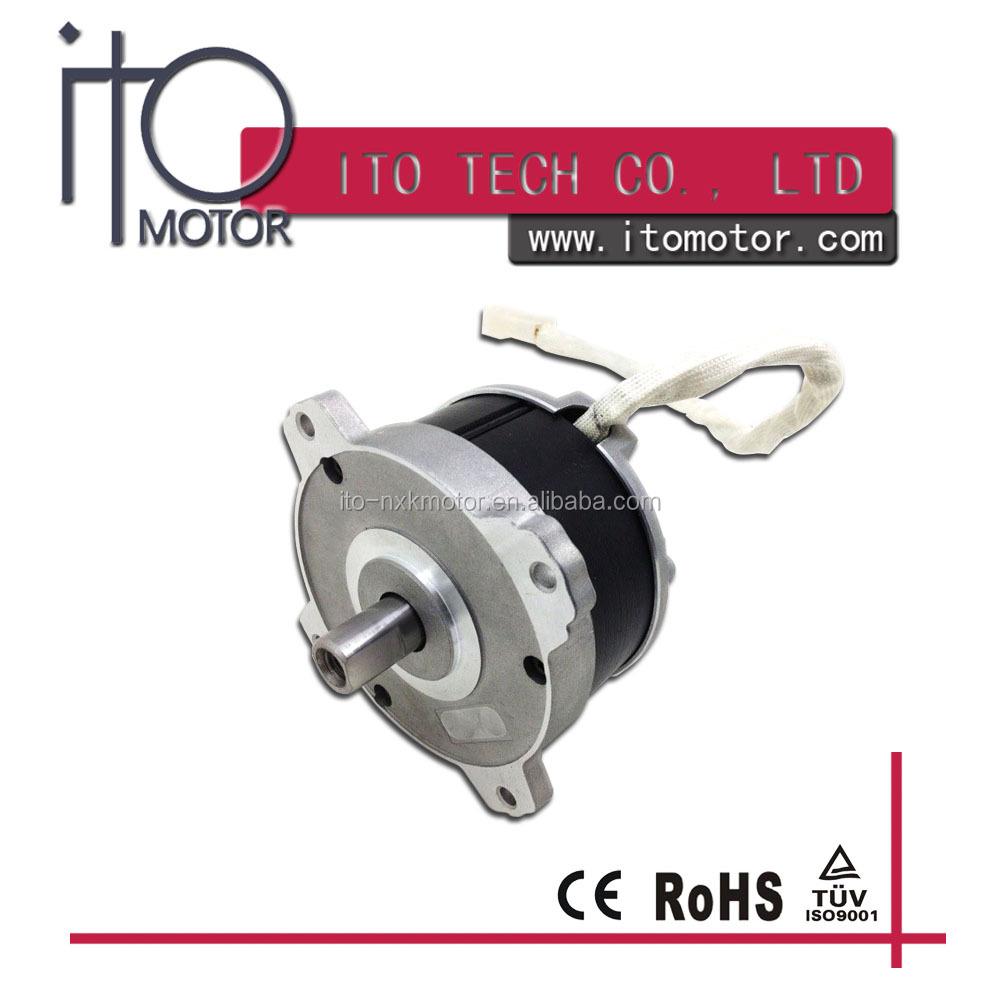 100mm high torque brushless dc electric motor 48v 1500w for Brushless dc electric motor