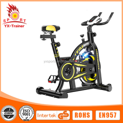 2015 hot sale sports entertainment flywheel exercise spin bike as seen on tv YX-5006