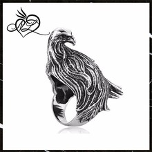 pigeon ring of new product of stainless steel jewelry