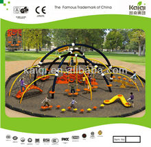 Updated adventure climbing park set mission play set kids play game spider-man climbing sets