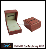 The best jewelry box,ring packaging gift box,unique ring box for wholesale