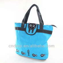 Cute canvas bag newest design