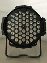 54pcs 3w rgbw 4 in 1 led par 64/led par light price/par led