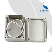 SP-FA34 Saip/Saipwell China Manufacture Cajas IP67 Colores Electronic Cajas IP66 High Quality Aluminum Junction Box Waterproof
