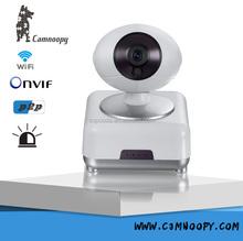 Camnoopy 720P Home PT Camera P2P Pan Tilt IP Camera H.264 Wifi Camera