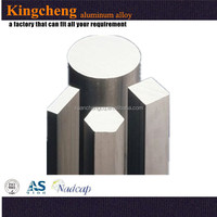 Best price factory offering directly Various shape aluminium billet 6063 cold drawn bar