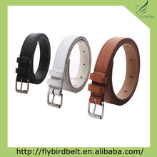 2013 Fashion Man pu leather belt brown