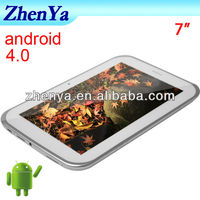 7 Inch Support 2G Calling Tablet Pc Smartphone