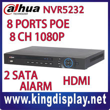 New Arrival!!dahua NVR5832 32 channels 2U Network Video Recorder for ip surveillance systems