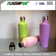 new design stainless steel water vacuum bottles
