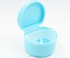 Muti-colored plastic dental orthodontic denture box