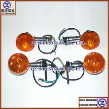 New and original top quality for SUZUKI 250cc GN250 signals Indicator lights turning lights kit