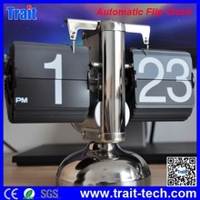 Paypal Accept! Retro Automatic Flip Clock For Home Decor & Europe Style Desk Watch Clock