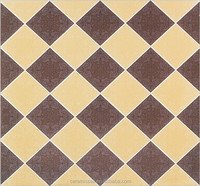 Rutic local floor tile