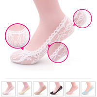 2015 hot selling sexy invisible women lace sock