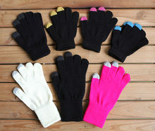 Wholesale Touchscreen glove and touch acrylic glove,iglove