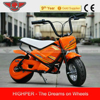 High Quality 250W Electric Pocket Bike Car Motorcycle for Children (HP108E-B)
