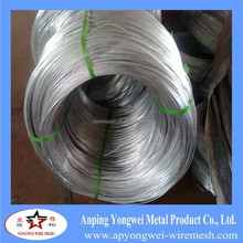YW-galvanized wire for chain link fence