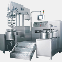 JRKB Automatic cosmetic Whitening cream making machine