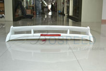 Resin fibre Spoiler for Ford Focus RS Hatchback Cars 2009-2011