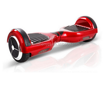 New products 2016 innovative product 6.5 inch two wheel smart balance electric scooter self balancing scooter