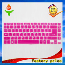 Promotion Fashionable Silicone Keyboard Cover,Computer Flexible Keyboard Cover Skin Protective Film JX-K003