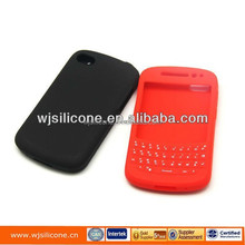 China supplier custom silicone phone case for blackberry cover