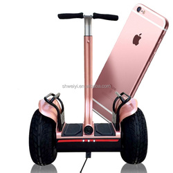 Hot smart balance off road electric scooter with handle self leveling electric scooter 1000w 48v hoverboard